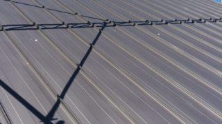 カナディアンソーラー製 太陽光パネル設置