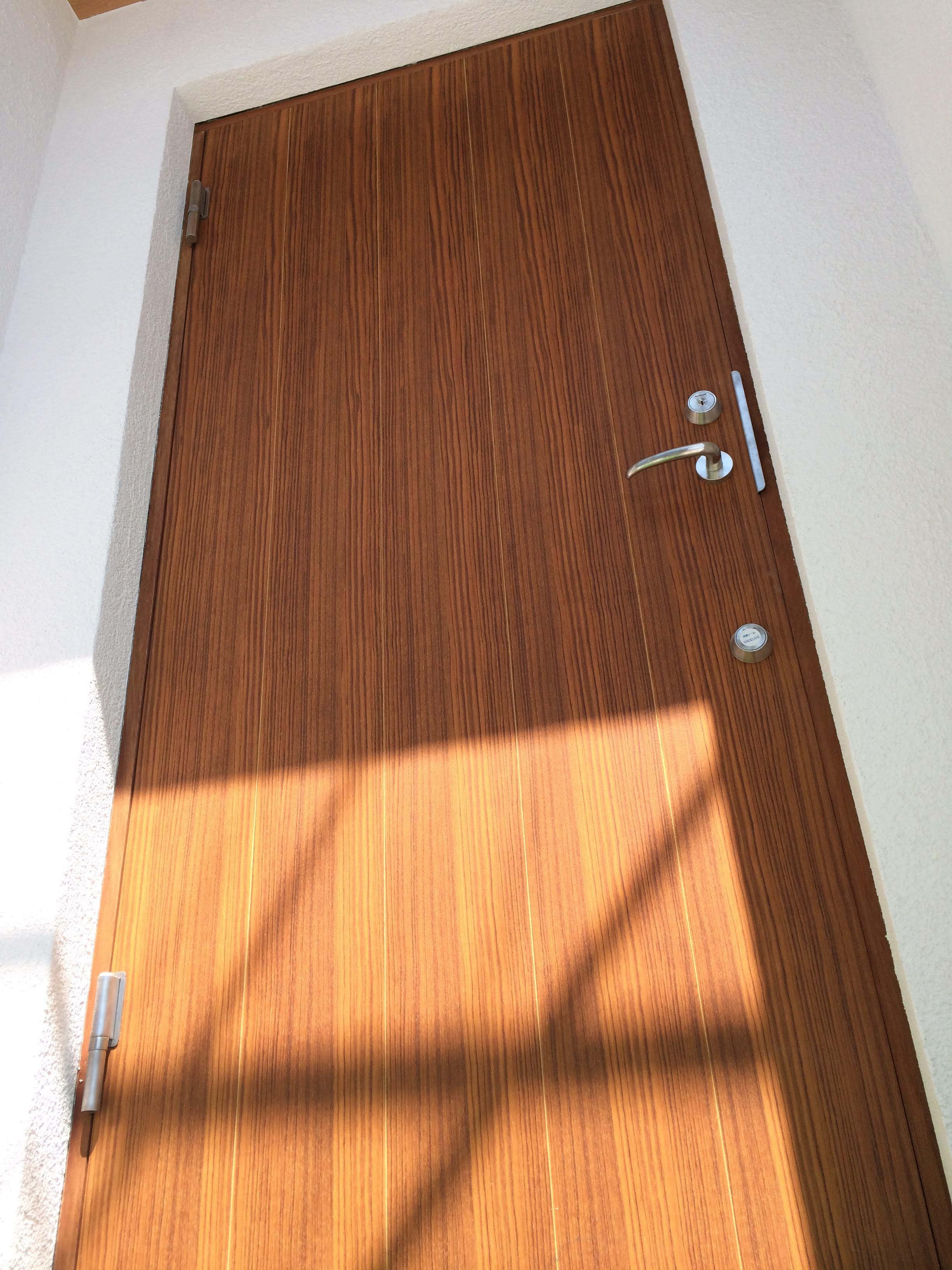 ガデリウス玄関ドア