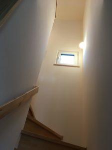 低燃費住宅 階段3