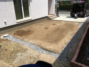 暗渠排水DIY