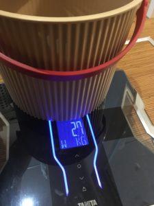 絶対湿度を下げる実験6
