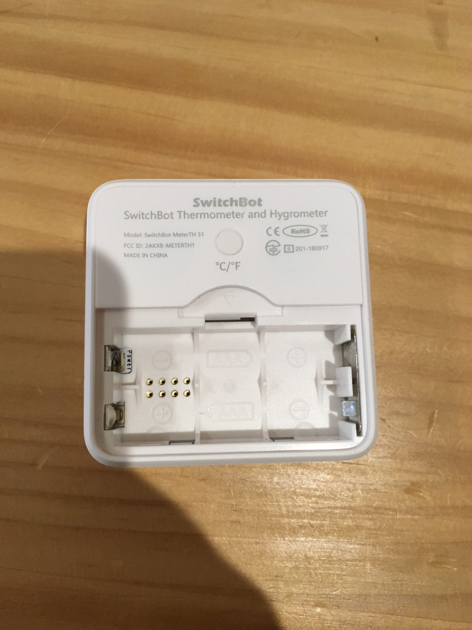 switchbot分解3