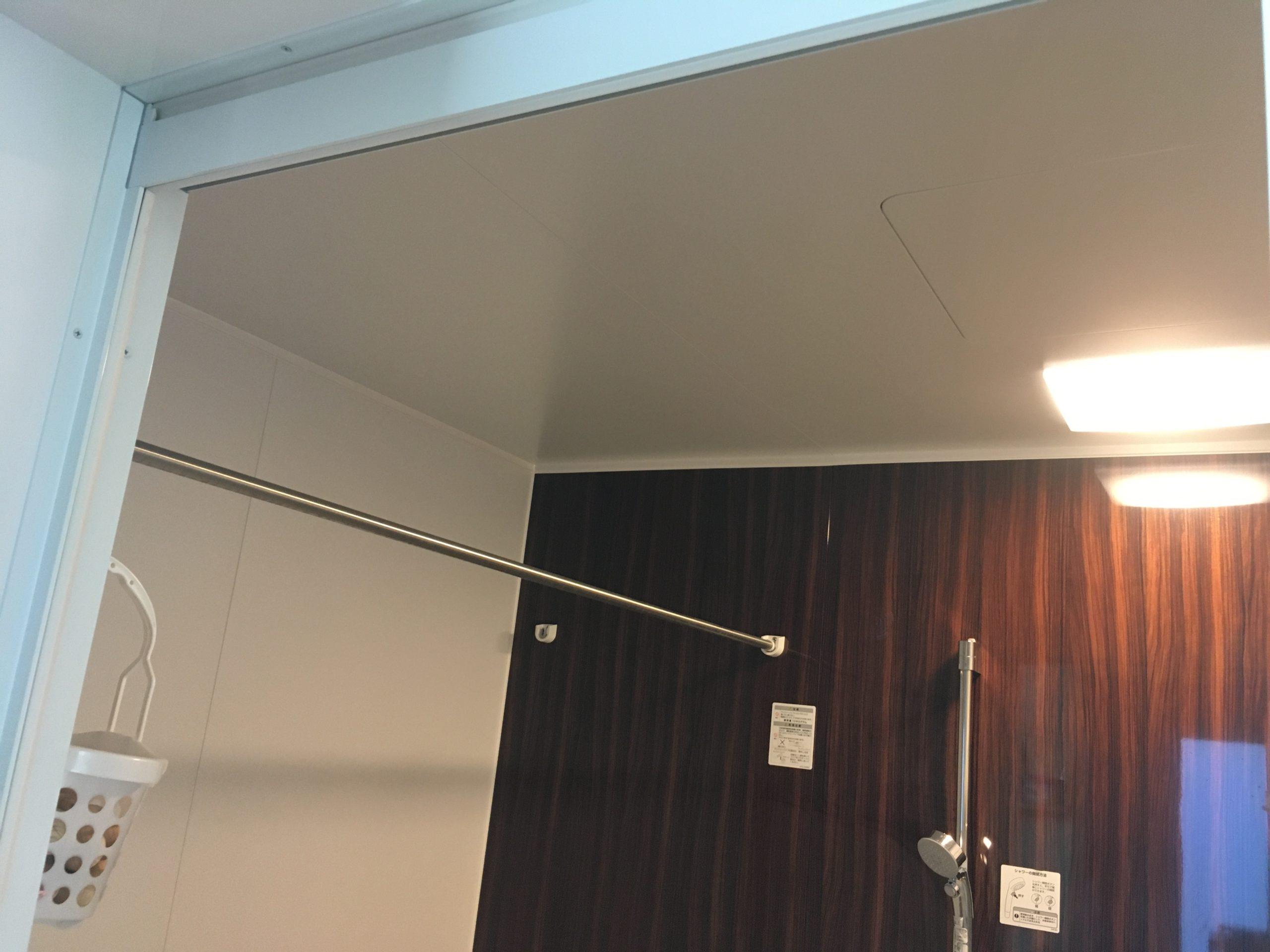 浴室排気換気扇はいらない