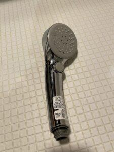 シャワーヘッド分解3