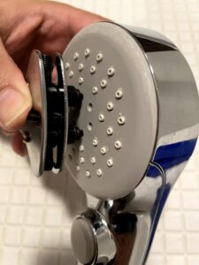 シャワーヘッド分解9