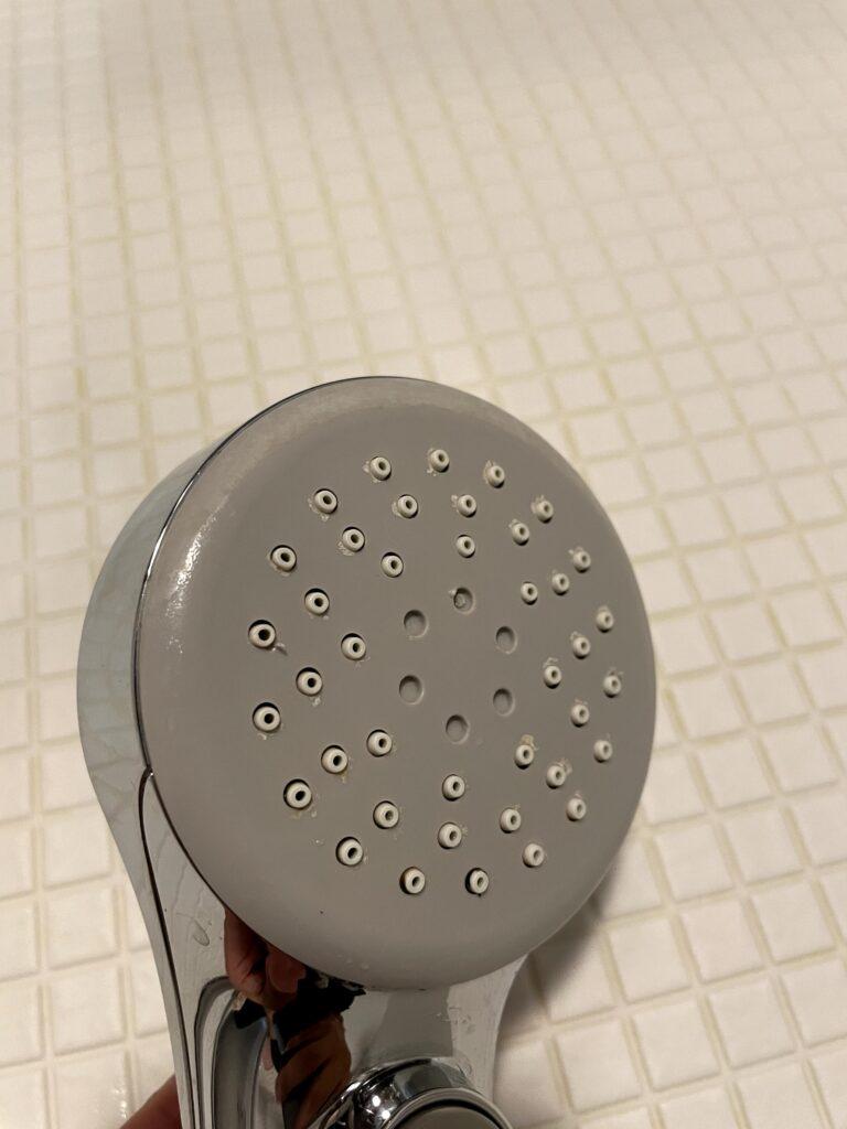 シャワーヘッド分解4