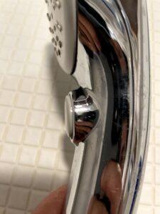 シャワーヘッド分解2